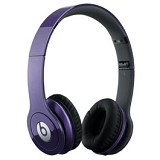 BEATS™ BY DRE™ SoloHD - Grape [BT ON SOLOHD GRP] - Headphone Portable